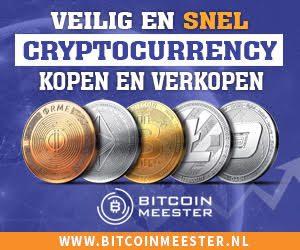 Bitcoin Meester - Cryptocurrency Kopen en Verkopen